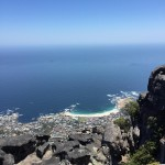 South Africa Visit Begins with Table Mountain